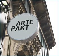 Název značky Arte pakt