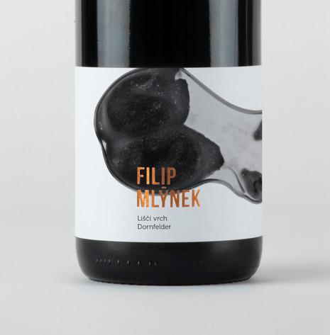 Filip Mlýnek - packaging a vizuální identita