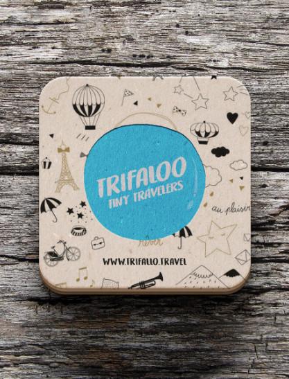 Název značky Trifaloo