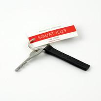 Squat ID - klíčenka
