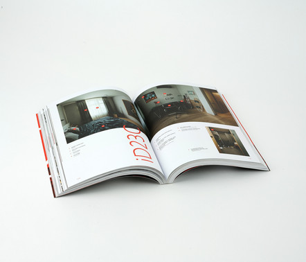 Návrh layoutu katalogu