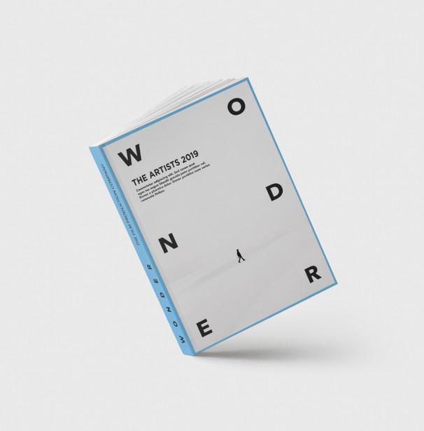Wonder vizuální koncept - kniha