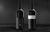 Packaging design - etikety vína