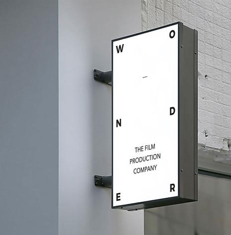 Wonder vizuální koncept