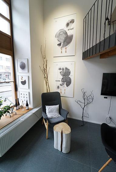 Studio Vkontextu - interier