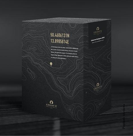 Johann W - packaging