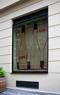 Redpif - design polepů oken