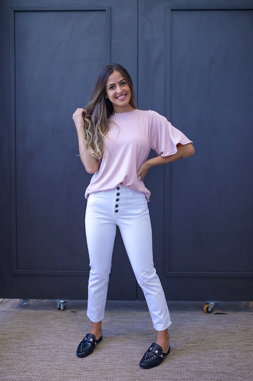 Frente da blusa rachel rose les cloches