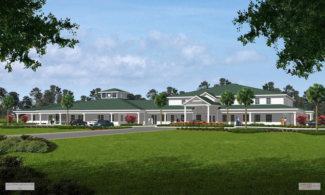Senior Care Building