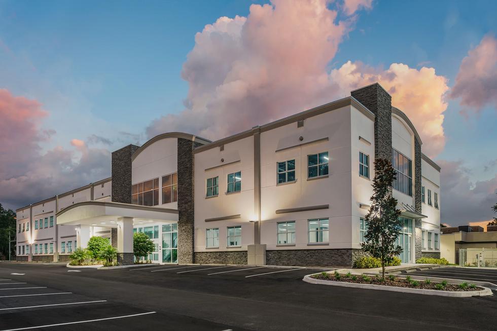 surgery/rehabilitation/professional building