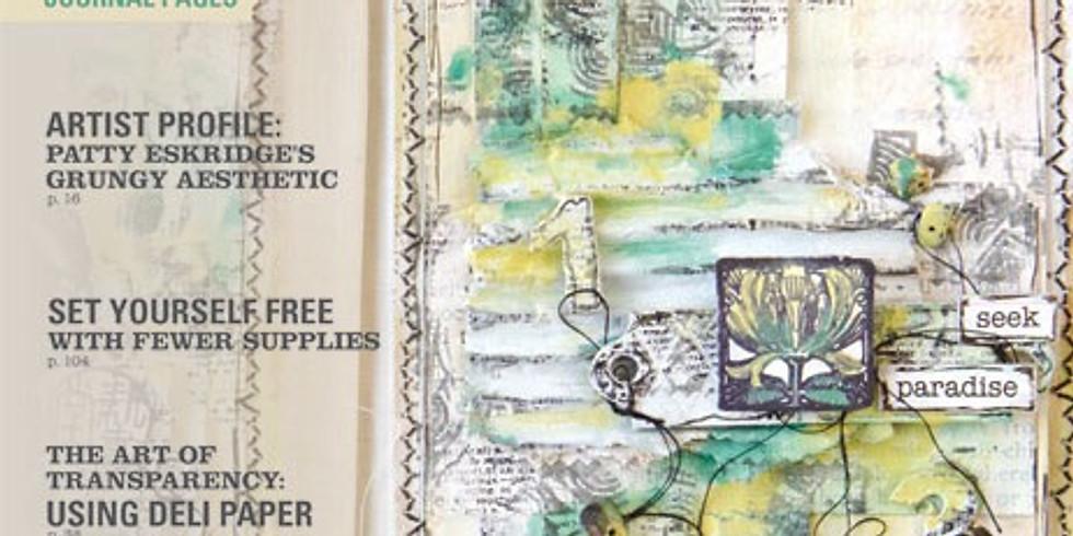 Art Journaling: Inspire Me!