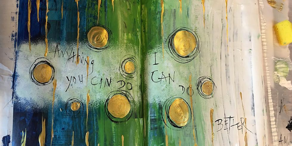 Art journaling: A Series