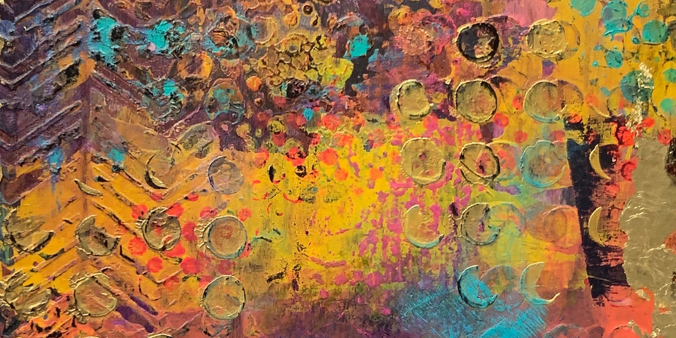 Online: Art Journaling for Beginners