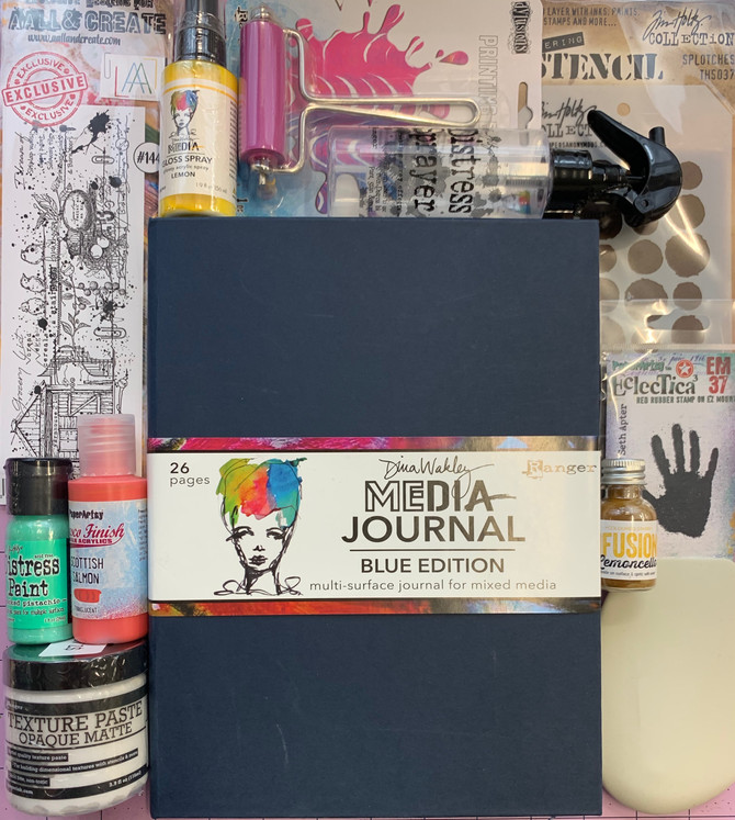 Product Spotlight: Art Journaling Kit for Beginners