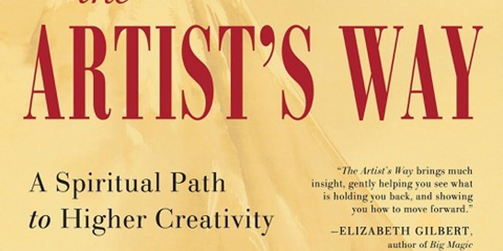 The Artist's Way 12 Week Adventure!