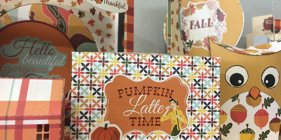 Paper Pack of the Month Club