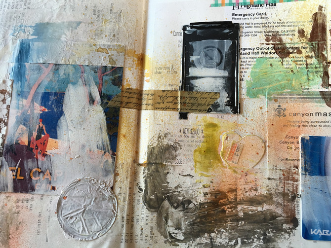 What the Heck is Art Journaling?