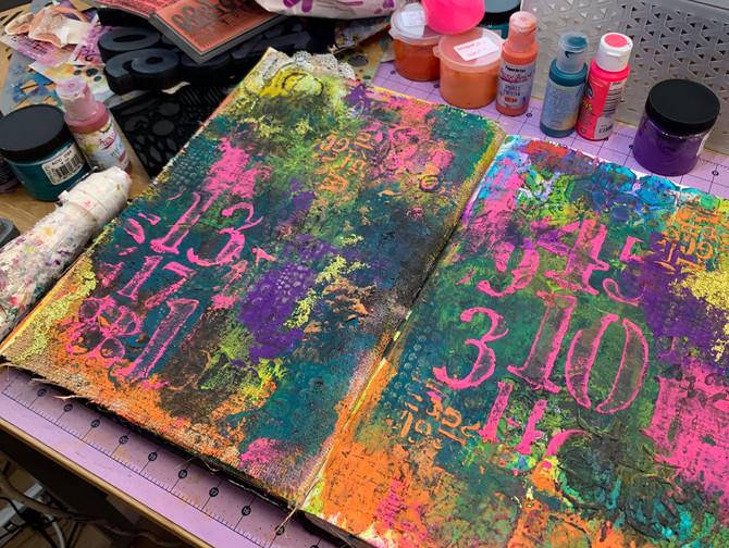 Why Art Journal?