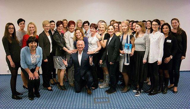 Moje motivační přednáška v Ostravě a skvělé dámy