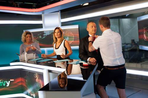 Zprávy FTV Prima - ze zákulisí