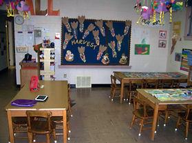 Alphabet Express classroom