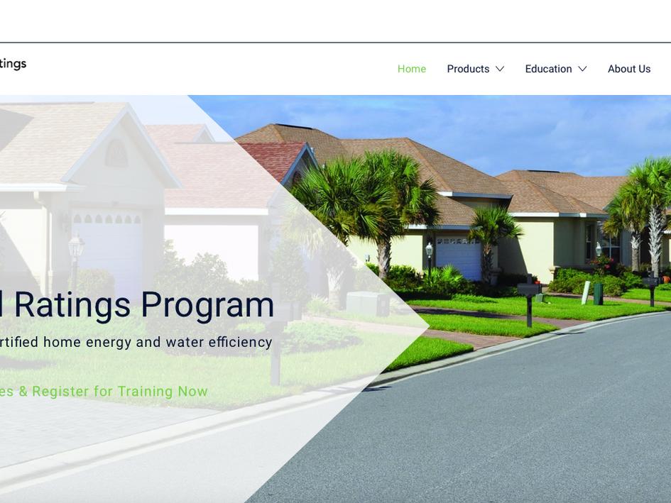 Certified Ratings Program Website