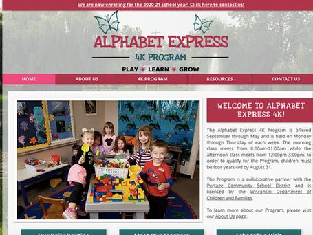 Alphabet Express Website
