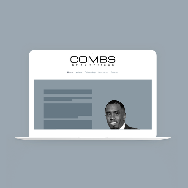 Combs Enterprise / COMING SOON!
