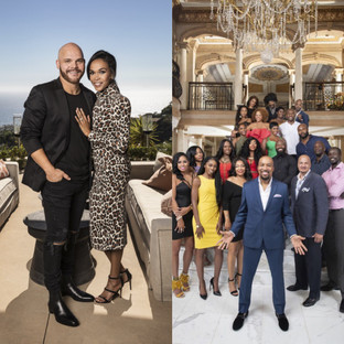 LOVE IS IN THE AIR ON OWN AS NETWORK ANNOUNCES NEW UNSCRIPTED SERIES FOCUSING ON LOVE, RELATIONSHIPS