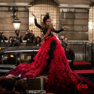 """DISNEY'S """"CRUELLA"""" IS IN THEATERS AND ON DISNEY+ WITH PREMIER ACCESS ON MAY 28"""