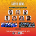 AN ALL-STAR NFL LINEUP JOINS THE 22ND ANNUAL SUPER BOWL GOSPEL CELEBRATION