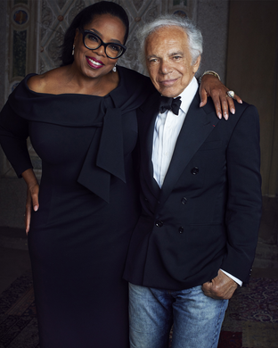 'OPRAH'S SUPERSOUL CONVERSATIONS' ALL-NEW PODCASTFEATURING ICONIC DESIGNER RALPH LAUREN NOW AVAILABL