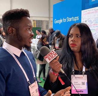 The Nikki Rich Show with Nigerian Start