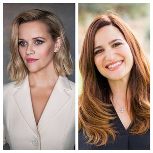 REESE WITHERSPOON and LAUREN NEUSTADTER 2021 ANNUAL CAUCUS AWARDS HONOREES