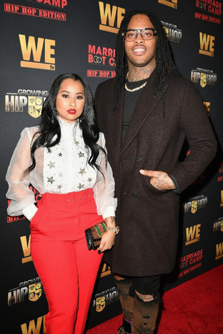 """WAKA & TAMMY TIE THE KNOT"" TWO-PART SPECIALAIRING MARCH 21 & 28 AT 8PM ON WE tv"