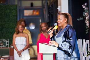 My Black is Beautiful #BlackGirlsDo Dinner:  hosted by Lisa Nichols with a performance by Gallant.
