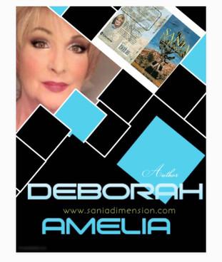 """Author Deborah Amelia """" The Sania Dimension"""""""