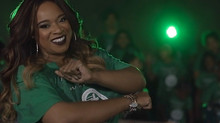 "GEI FEATURING KIERRA SHEARD RELEASE BRAND NEW MUSIC VIDEO FOR BILLBOARDCHART-TOPPING SINGLE ""HA"