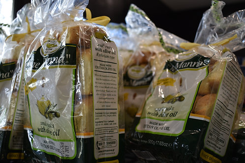 Olive Oil Rusks (to Manna) 500g