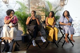 HBO POV: Black Ladies in Comedy Brunch duringEssenceFest in New Orleans