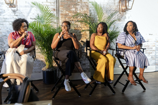 HBO POV: Black Ladies in Comedy Brunch during  EssenceFest in New Orleans
