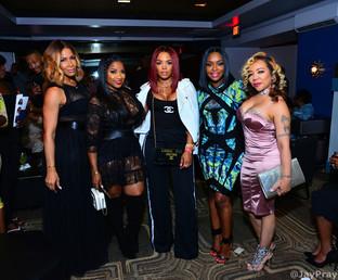 """TV Stars attendsBossip Best-Dressed List"""" Awards"""