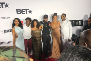 BET AND THE BIOPIC RULED DIGITAL AS THE #1 MOST SOCIAL CABLE PRIMETIME TELEVISION NETWORK AND #1 MOS
