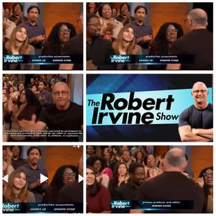 Nikki Rich seen on The Robert Irvine Show
