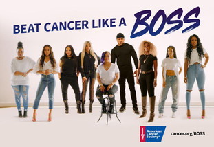 """Simone I. Smith and American Cancer Society Want You To """"Beat Cancer Like A Boss"""""""