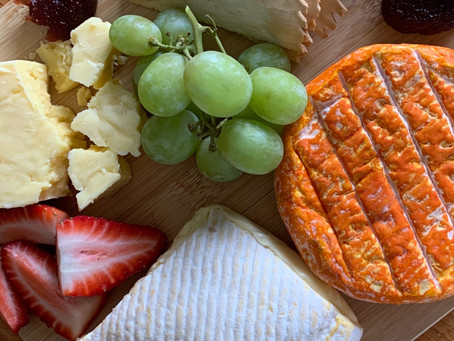Create your own cheese platter!
