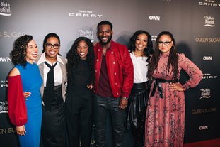 """""""Queen Sugar"""" finale event in Los Angeles at OWN"""