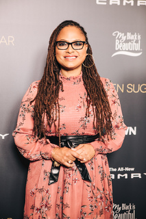 """Ava DuVernay at the """"Queen Sugar"""" red carpet finale on Tuesday, November 7."""