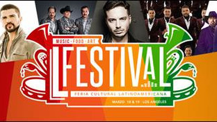 L FESTIVAL-THE FIRST MAJOR OUTDOOR MUSIC FESTIVAL OF 2017 - MARCO ANTONIO SOLIS, JUANES, LOS TIGRES