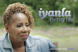 IYANLA VANZANT RETURNS WITH DRAMATIC NEW EPISODES OF'IYANLA: FIX MY LIFE' SATURDAY, JANUARY 12 AT 9P